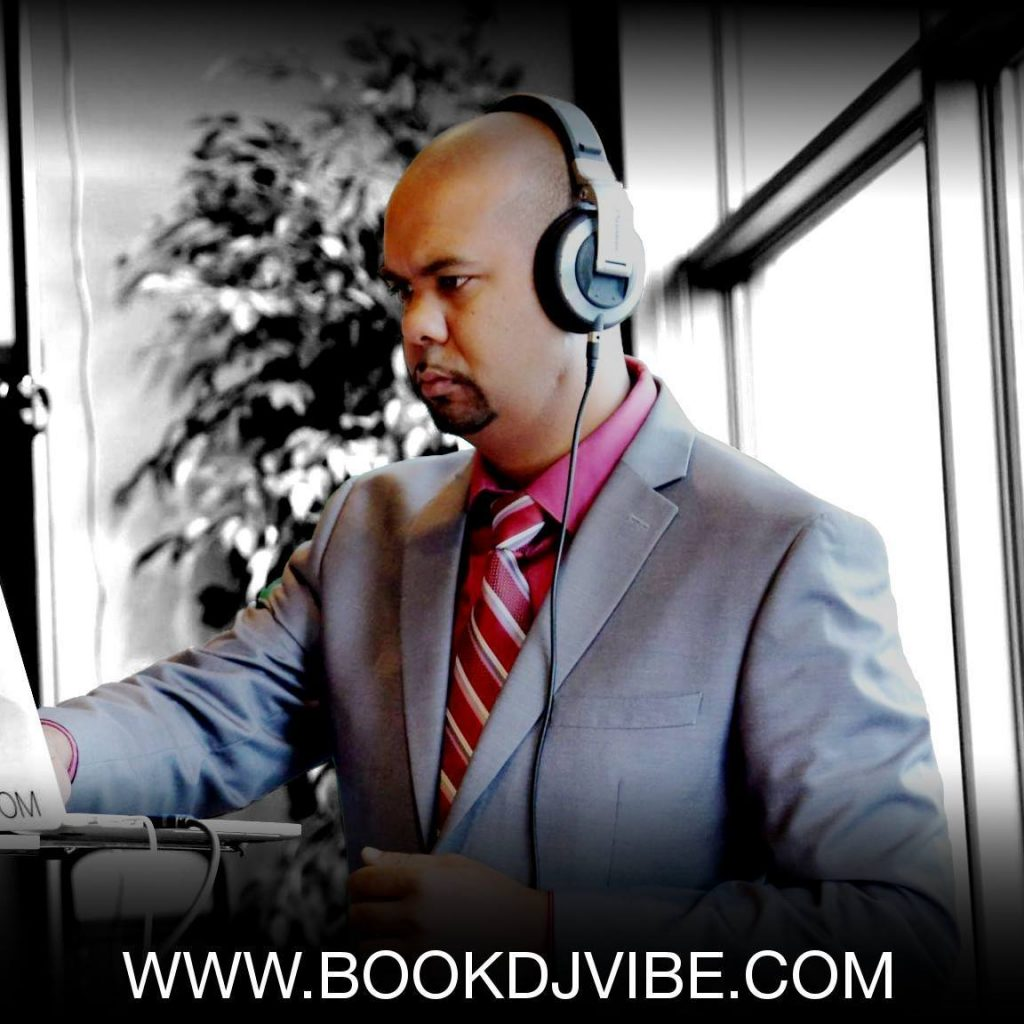 Book DJ Vibe | Corporate Events & Wedding DJ Services