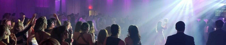 Wedding DJ & Lightning Services | DJ Vibe